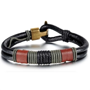"Armband ""Indian Leather"""